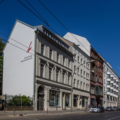 Foto Brecht Haus © Wolfgang Frank