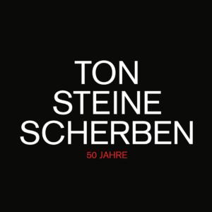 Cover  Kompilationsalbum  LP+CD Ton Steine Scherben 50 Jahre